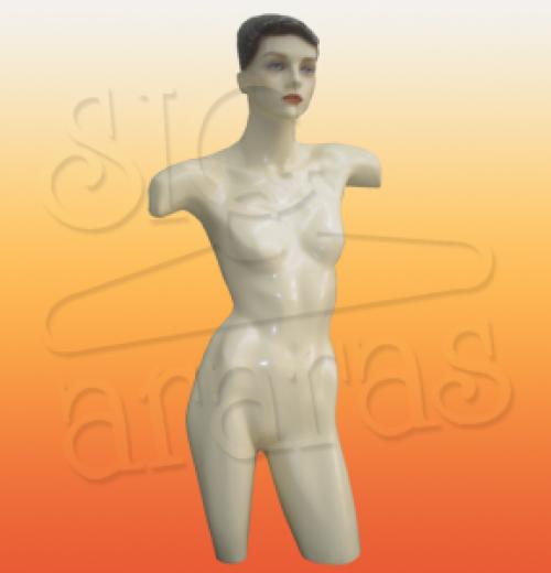 4026 dublê feminino com cabeça