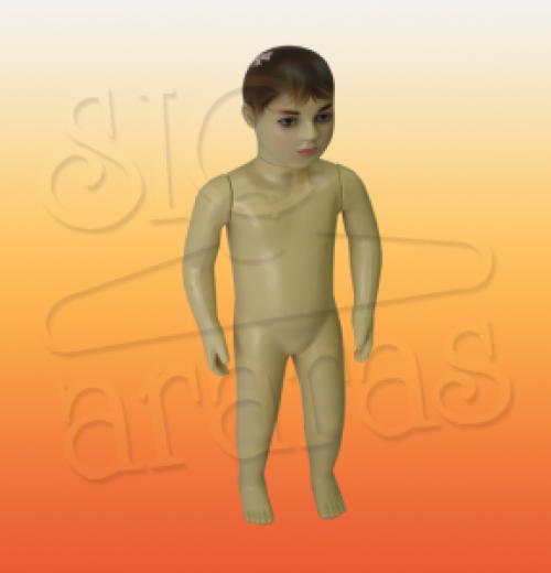 4203 manequim bebê feminino