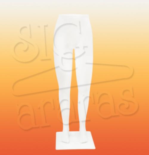 4515 expositor calça juvenil feminino branco