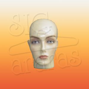 4807 cabeça feminina careca