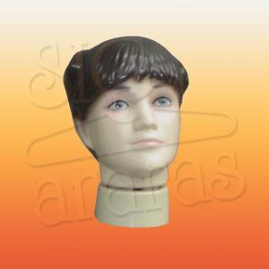 4811 cabeça juvenil feminina