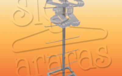 6077 porta cabides antena