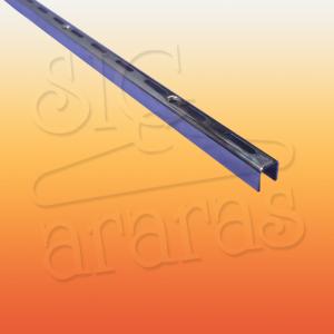 6309 cremalheira simples v60 18mm 200cm cromada
