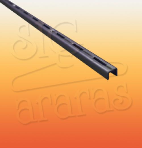 6313 cremalheira simples 12mm 200 cromada