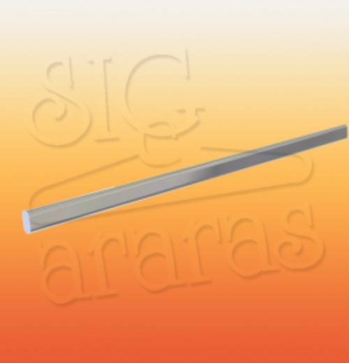 6322 barra oblonga tamanhos 60 80 100 120 150 e 200cm