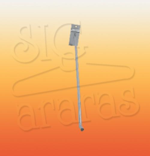 6446 gancho painel simples 25cm