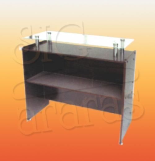 7620 balcão atendimento com vidro F103 P46 A100 MK49 300x300