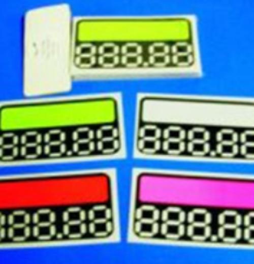 8006 COD 006 Amarelo Branco Pink Laranja 105 x 55 50 un pct