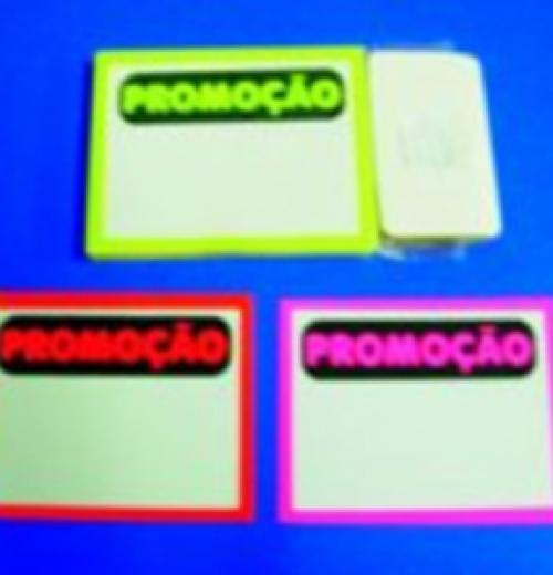 8009 COD 009 Amarelo Pink Laranja 80 x 65 20un pct