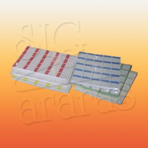 8041 etiqueta para aplicador de pino