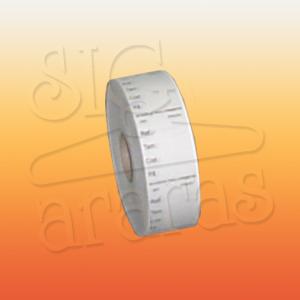 8045 etiqueta rolo adesiva