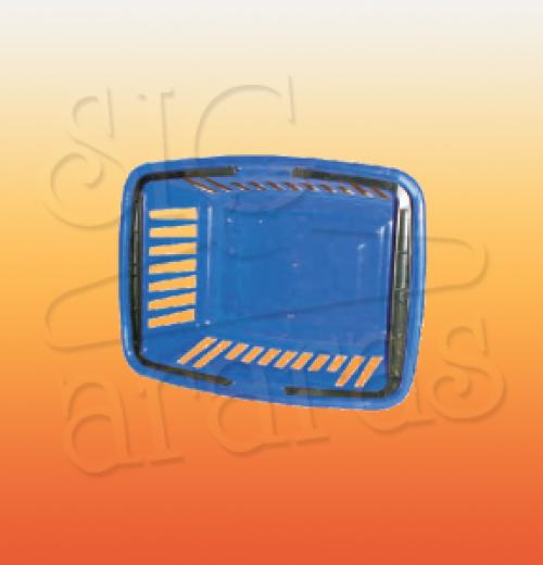 8076 cesto plastico com alca F40 P30 A21