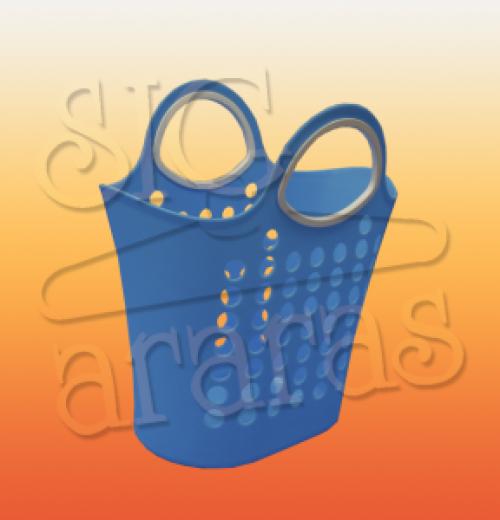 8077 sacola de plastico